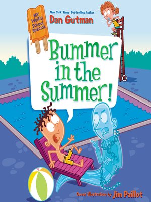 cover image of Bummer in the Summer!
